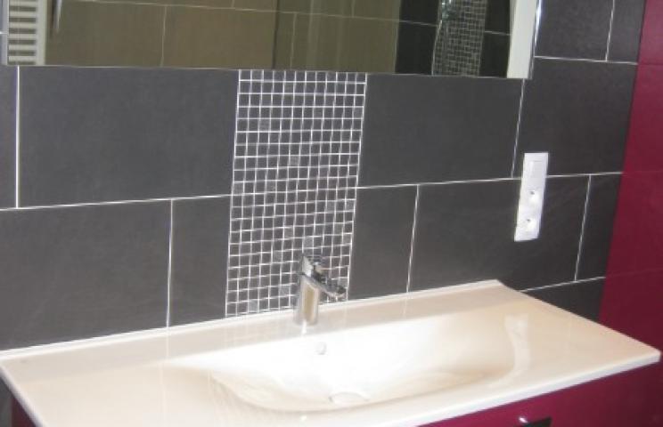 Pose et installation de vasque